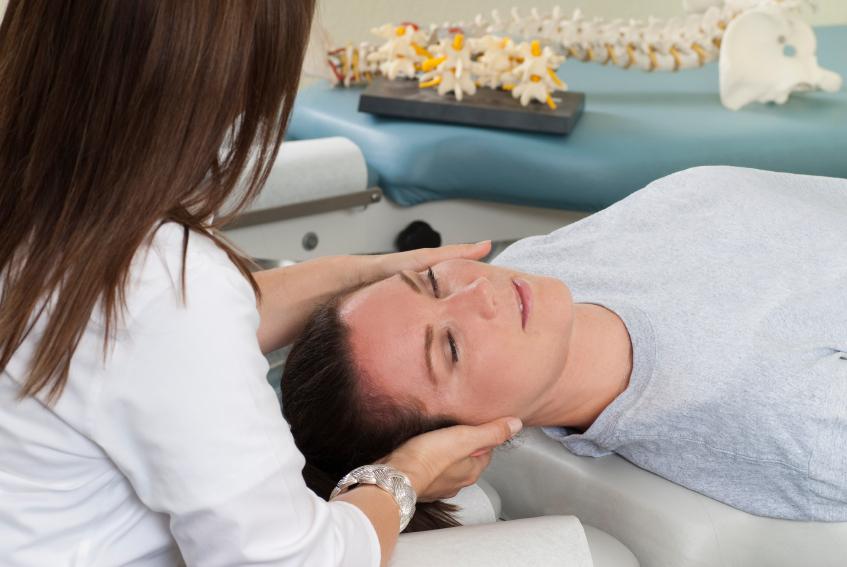 Female Chiropractor